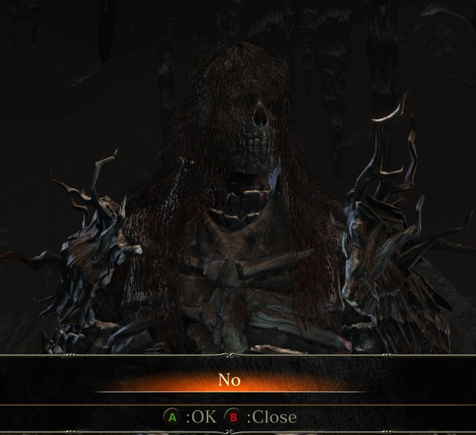 darkwraith disapproves   Dark Souls   Know Your Meme