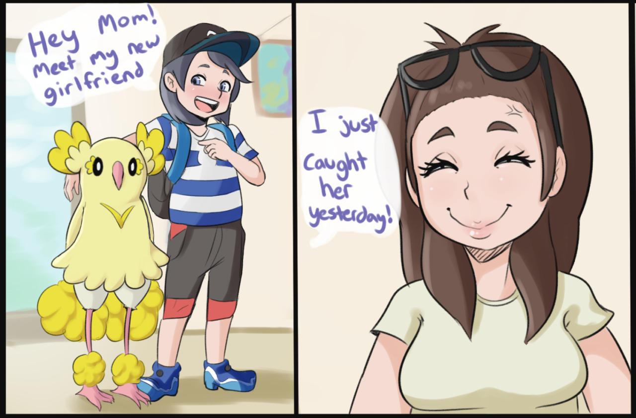 Pokemon GF | Pokémon | Know Your Meme