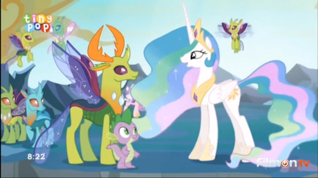 King Thorax My Little Pony Friendship Is Magic Know