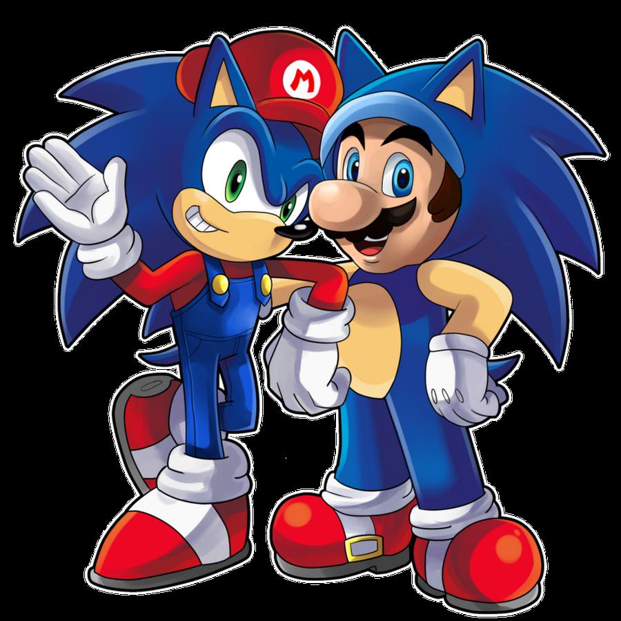 Super Smash Bros. Brawl - Modern Sonic vs. Boom Sonic ... |Super Mario Sonic Boom