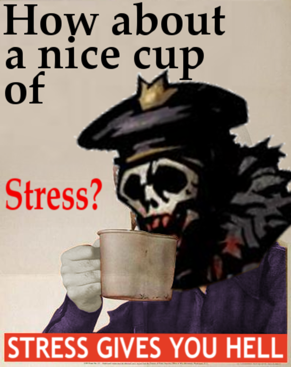 Stress Gives you Hell   Darkest Dungeon   Know Your Meme