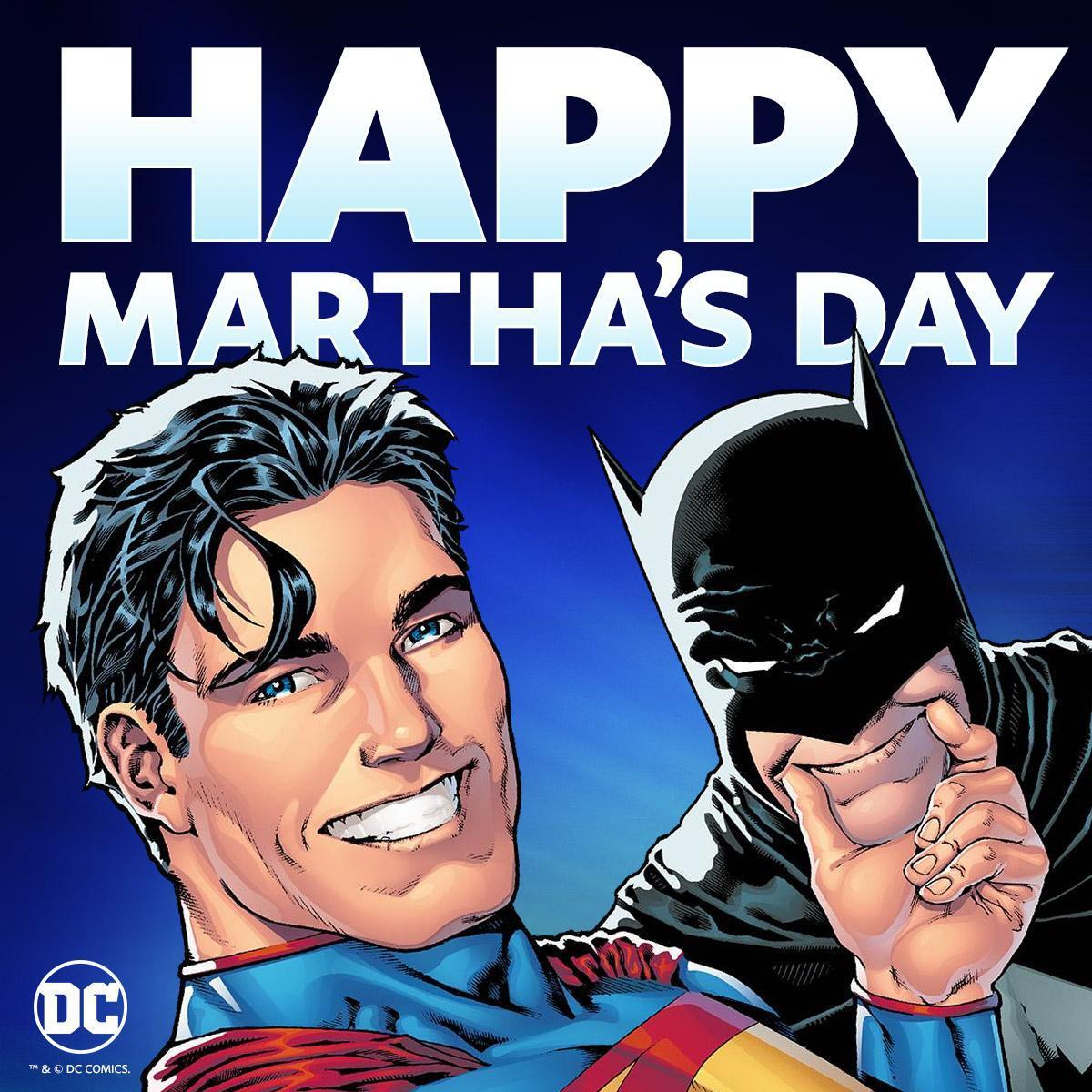 Is Free Comic Book Day Worth It Reddit: Happy Martha's Day