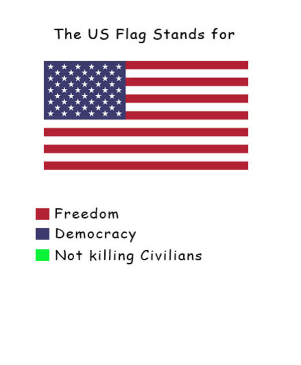 Essays: What the U.S. flag means to me