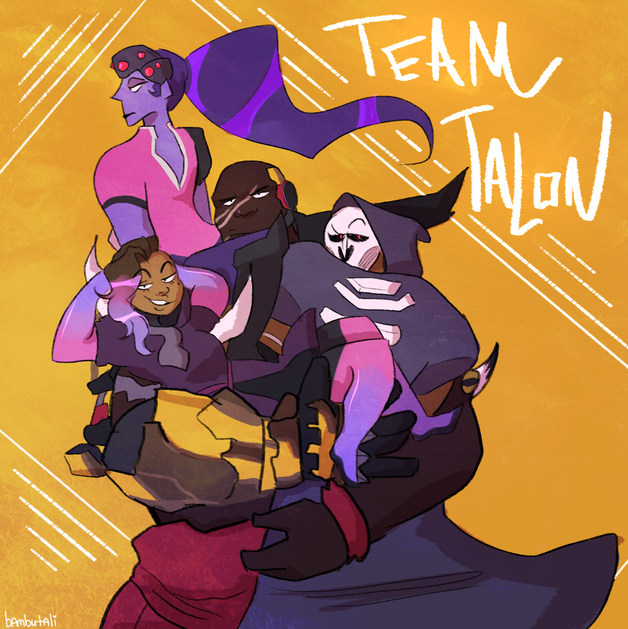 talon overwatch