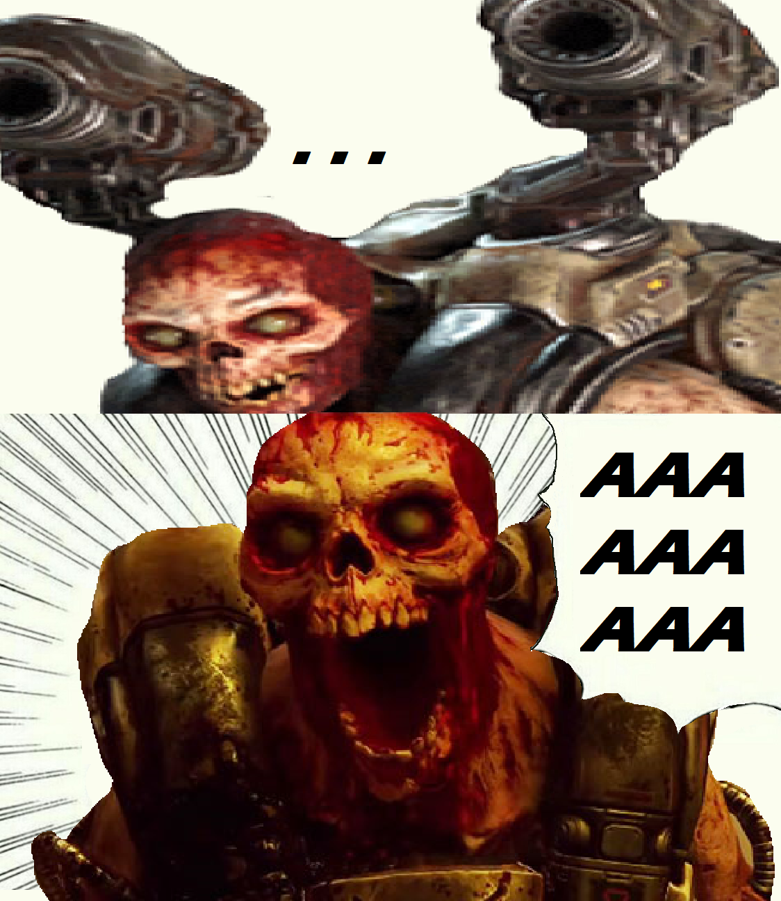 *Agitated Skeleton noises* | Angry Dog Noises | Know Your Meme
