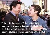 Keanu lawls