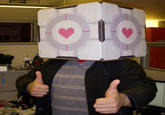 The Weighted Companion Cube