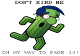 On My Way to Page 10