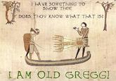 Old Gregg