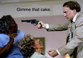Nicolas Cage Wants Cake