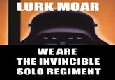 The Solo Regiment