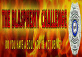 The Blasphemy Challenge