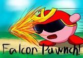 Kirby: Falcon Punch Remix