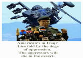 Comical Ali / Baghdad Bob