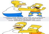 Facebook Cartoon Profile Picture Week