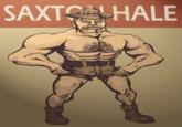 Saxton Hale