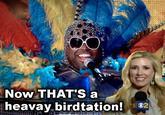 Cee Lo's Muppet Costume