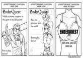 """Evony banner parodies - """"Play Now, My Lord"""""""