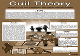 the cuil theory Cuil was a search engine that organized web pages by content and displayed  relatively long entries along with thumbnail pictures for many results cuil said it.