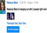 Fake Google Hangouts