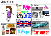 Your Life