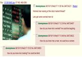 Sad Guys on Trading Floors