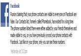 Operation Facebook