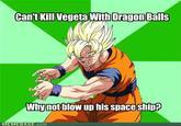 Goku meme