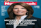 Michele Bachmann Newsweek Photo