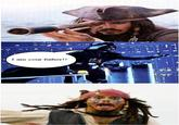 Jack Sparrow Reaction
