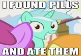 I Found Pills... And Ate Them!
