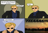 CSI 4 Pane Comics