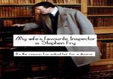 Inspector Spacetime