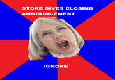 Angry Retail Customer