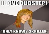 Musically Oblivious 8th Grader