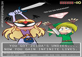 Link finds X