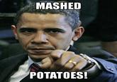 Mashed Potatoes