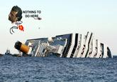 2012 Costa Concordia Disaster