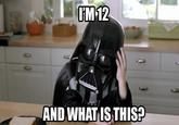 Young Darth Vader
