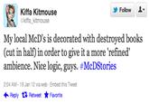 #McDStories