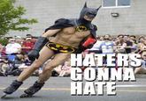 Batman the Spiderman killer