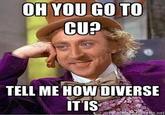 Facebook University Meme Pages