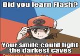 Pokemon Pickup Lines