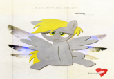 R.I.P. / Save Derpy