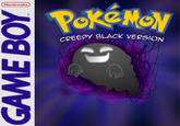 Pokémon Creepy Black