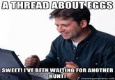 Bumping Egg Threads