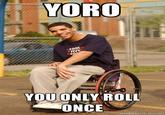 Wheelchair Drake