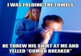 COMBO BREAKER