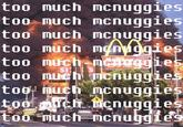McNuggies