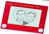 Romney's Etch-a-sketch